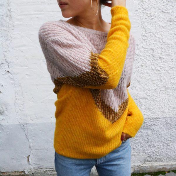 Strick trifft Lurex – Chiara Bertani
