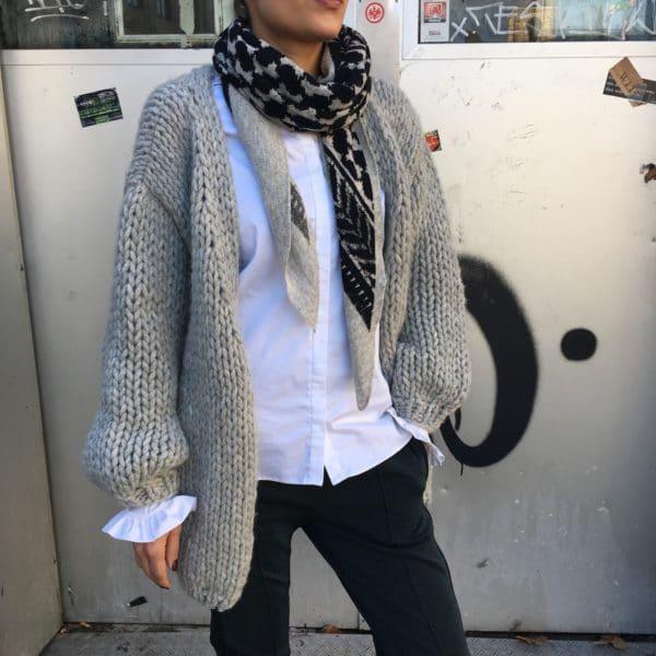 handgestrickte Pullover von evyi