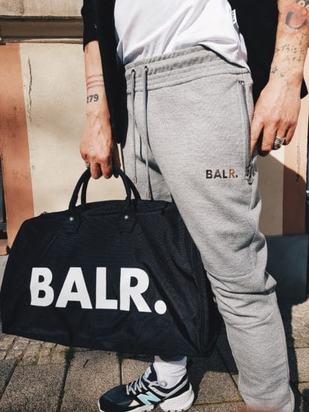 OUT OF YOUR COMFORT ZONE – BALR.